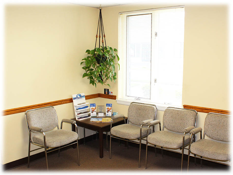 GRCC Office Waiting Room